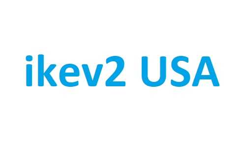 the step of ikev2-usa